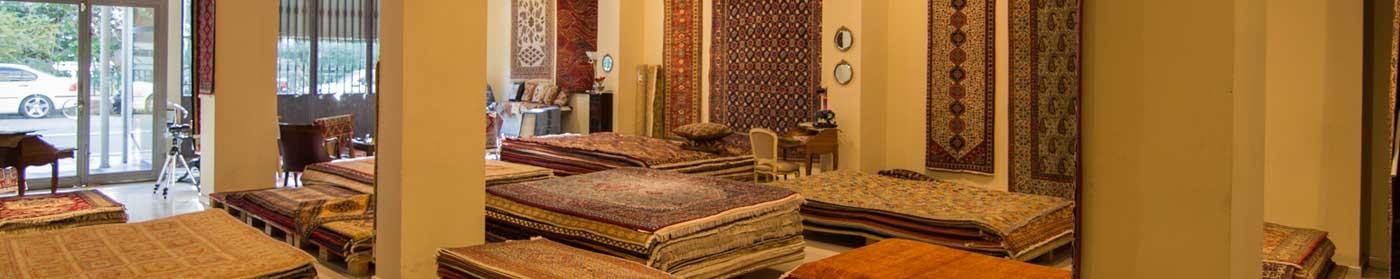 Gran diversidad de tamaños y formas de alfombras.
