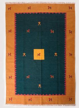 alfombras Durrie Gabbeh India