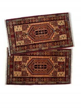 alfombras Pareja Pakistan Chechen