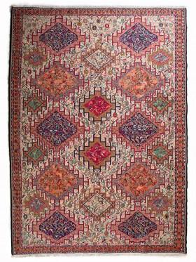 alfombras Sumak Seda Persa