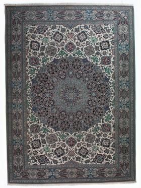 alfombras Nain Iran firmado