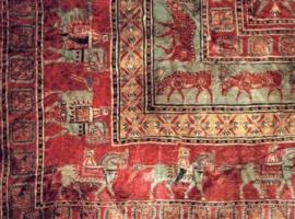 Alfombras protagonistas de tendencias en decoraci n for Alfombras persas historia