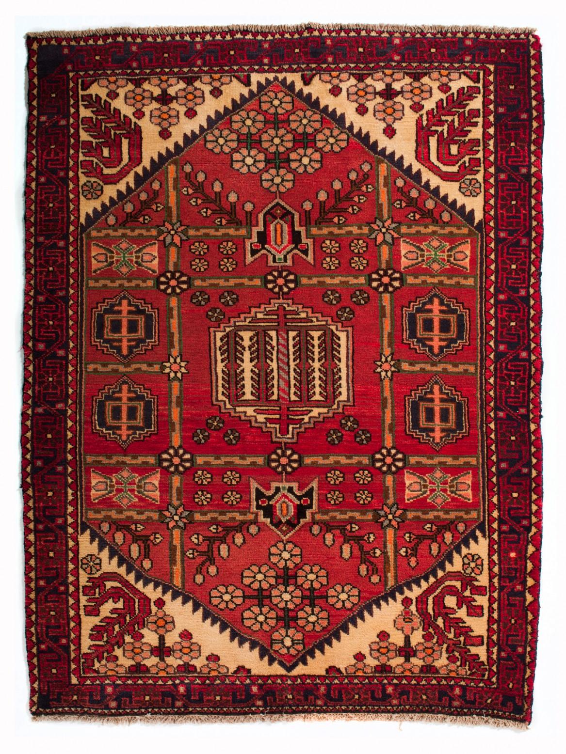 Hamadan Iran 146 X 108 Cm Alfombras Persas Yasmina Zaragoza