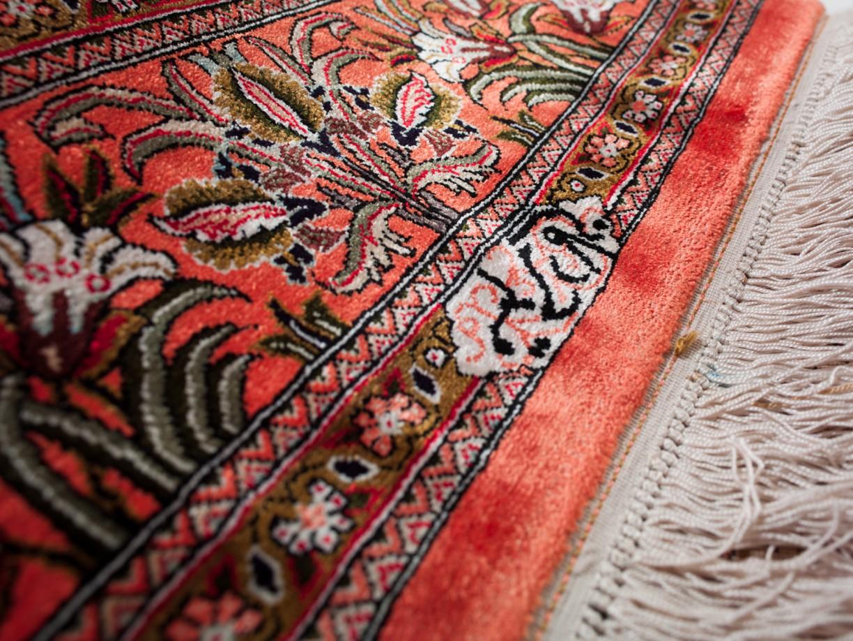 GHOUM IRAN SEDA 161 x 107 cm